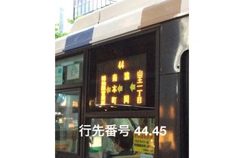 バス約21分