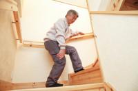 階段の昇降